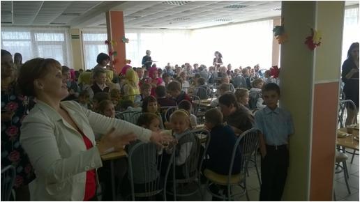 Открытый урок  по программе «Фольклорная студия «Сударушка»