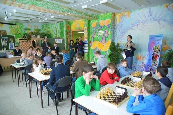 Shakhmatnyy turnir