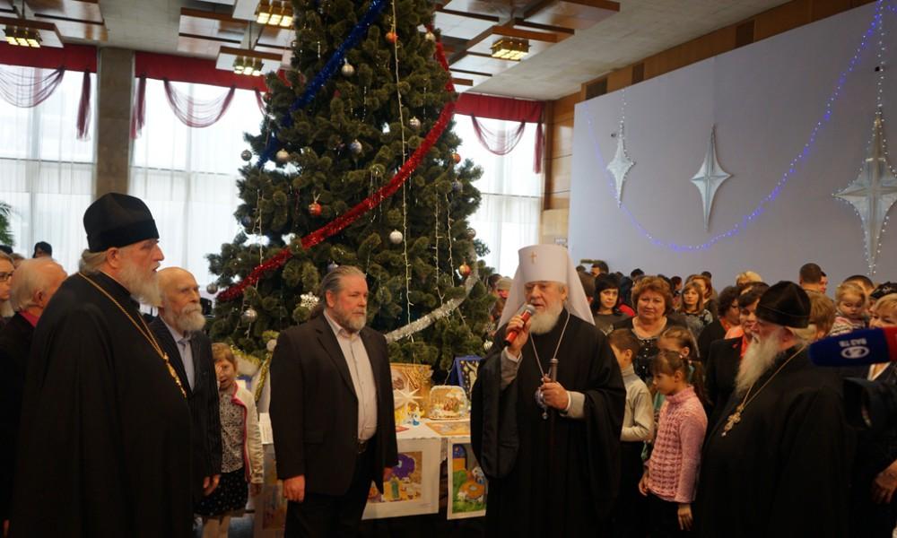 Об участии в заключительном Гала-концерте VIII областного Фестиваля детского и юношеского творчества «Вифлеемская звезда» 2018 года