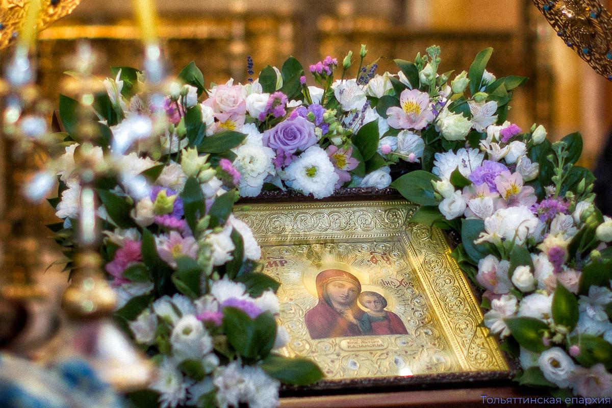 Слово Архипастыря в праздник Казанской иконы Божией Матери