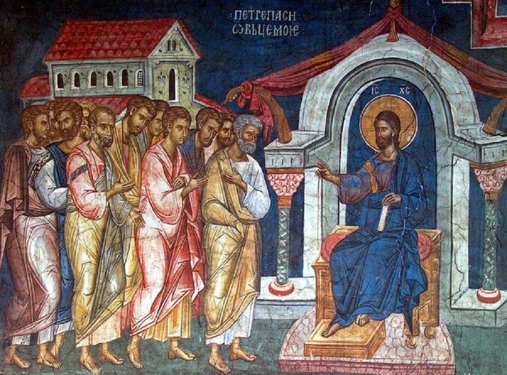 Слово Архипастыря в канун Недели 28-й по Пятидесятнице