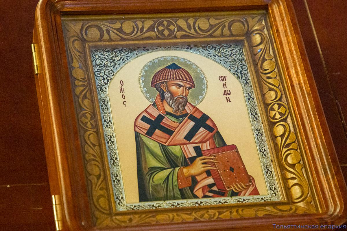 Слово архипастыря накануне дня памяти святителя Спиридона