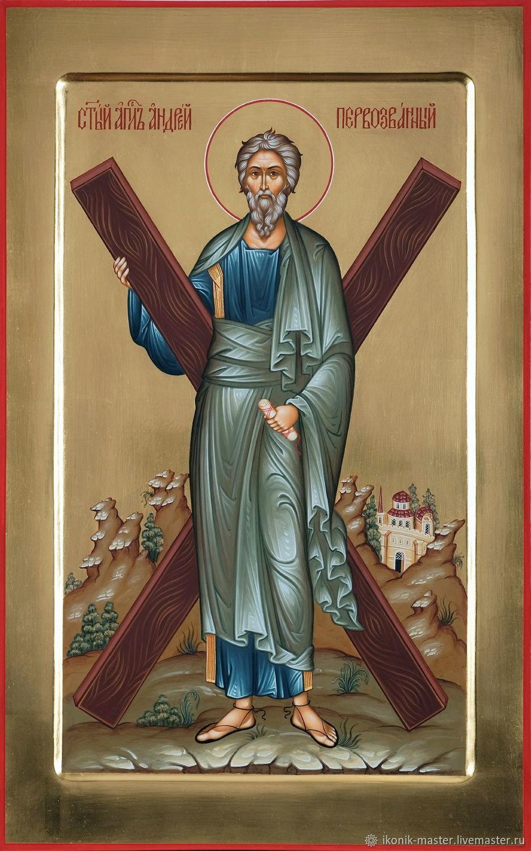 Слово Архипастыря в день памяти апостола Андрея Первозванного