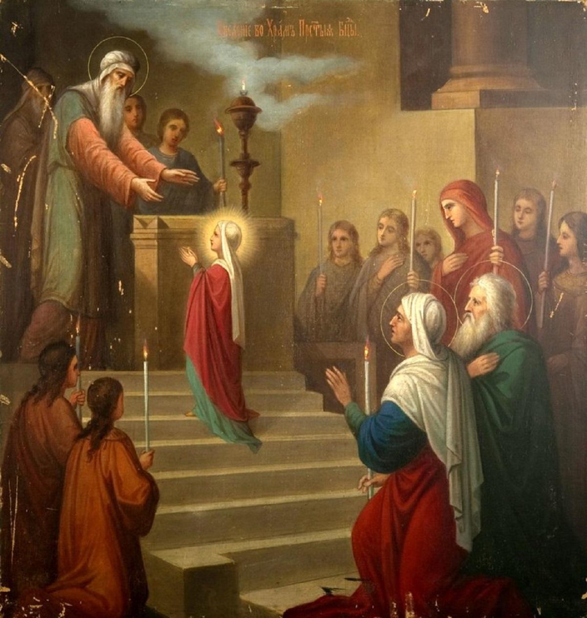 Послушание - живой отклик сердца на заповеди Божии