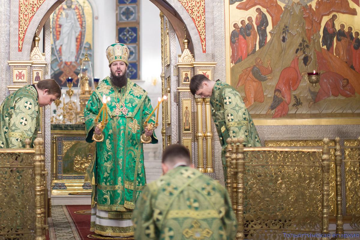 Присоединились к молитве Дивеевского монастыря