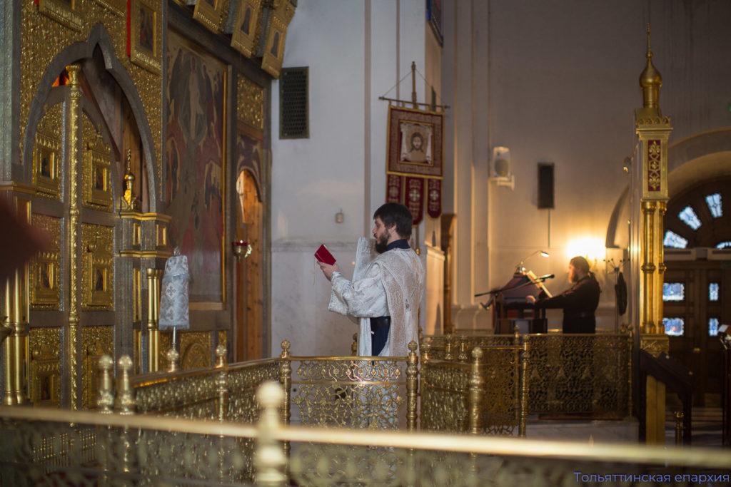 Молитва в преддверии праздника