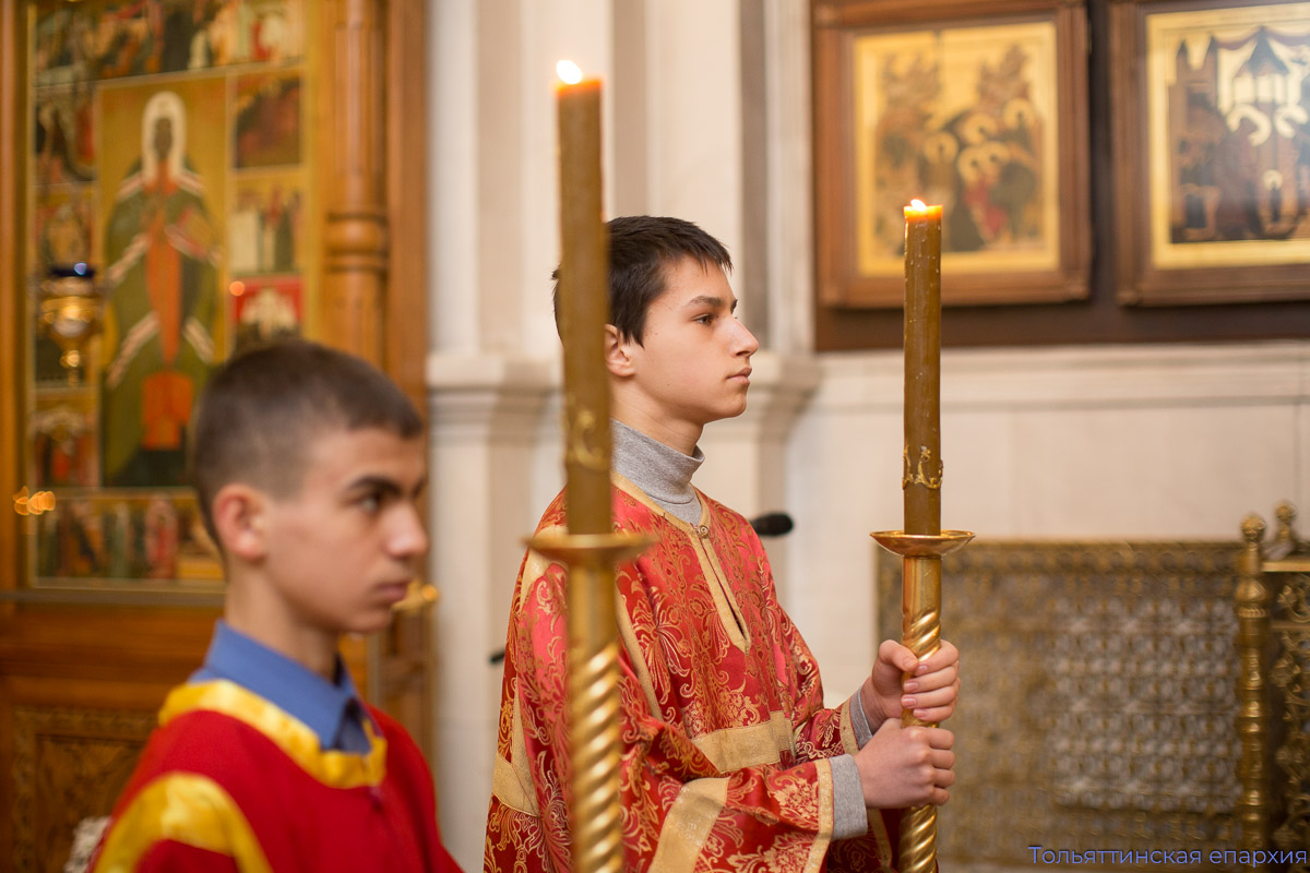 Молитва о молодёжи