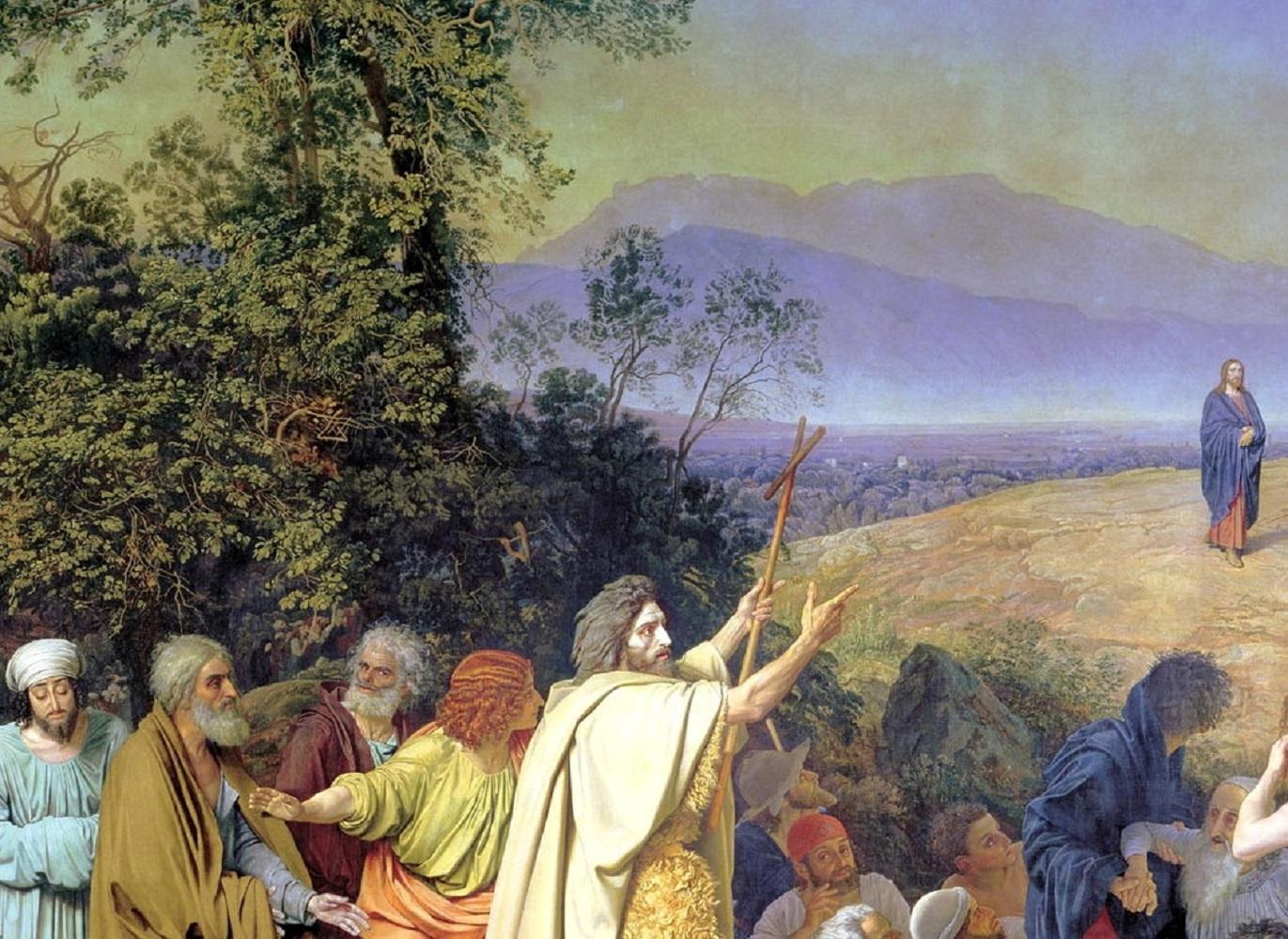 Слово архипастыря в Неделю 32-ю по Пятидесятнице