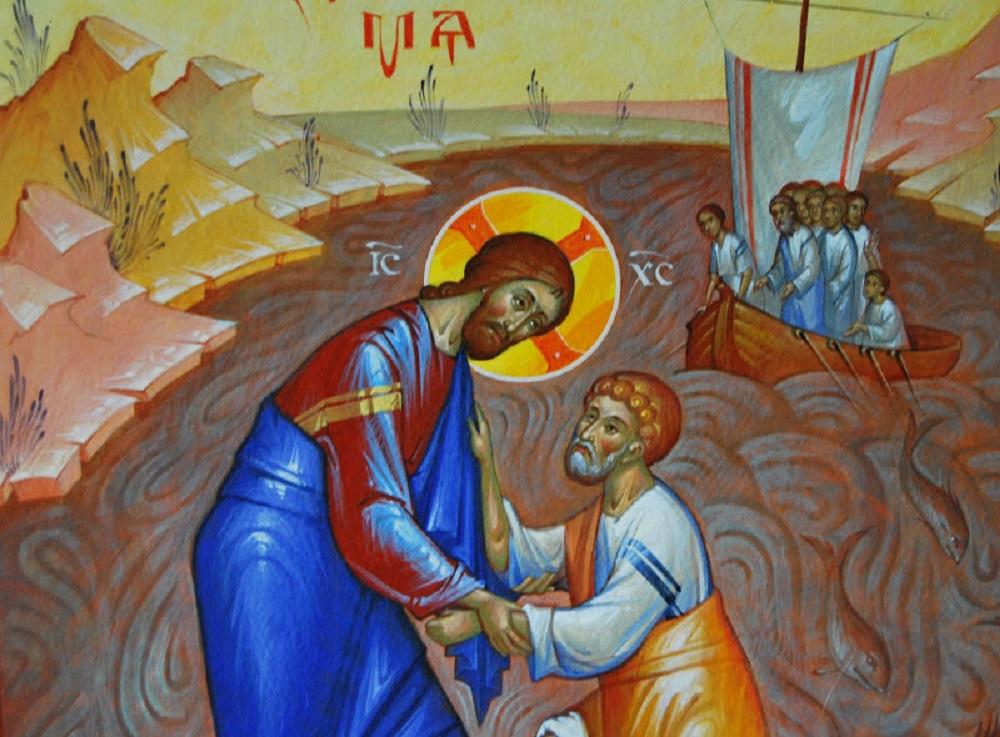 Слово Архипастыря в канун Недели 33-й по Пятидесятнице