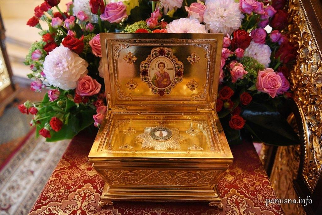 Приглашаем на молебен святому великомученику Пантелеймону