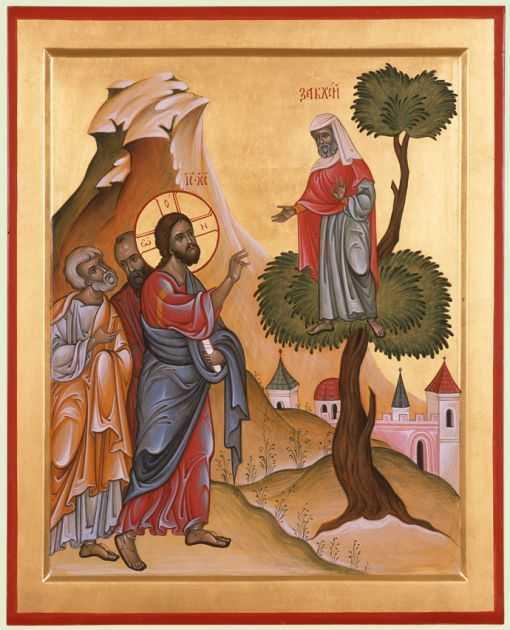 Слово Архипастыря в Неделю 36-ю по Пятидесятнице