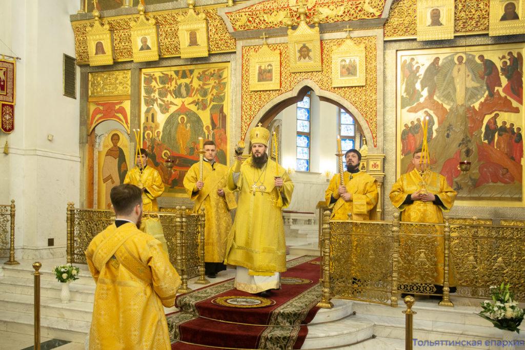 Христос воскрес – Православие торжествует