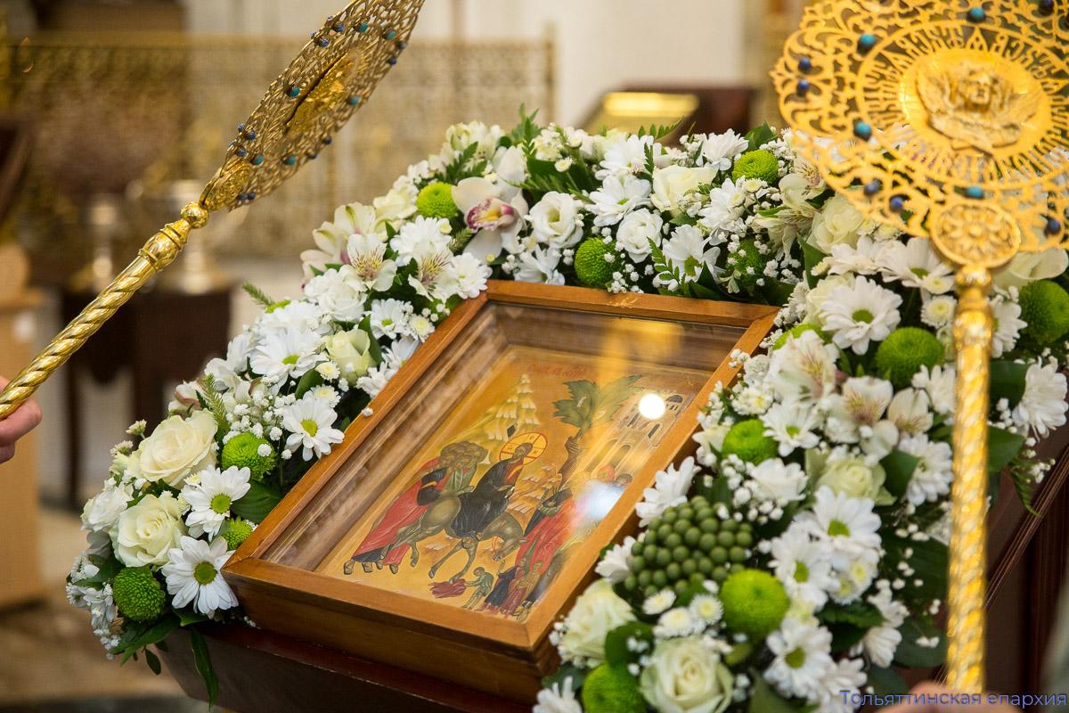Верба - символ вечной жизни