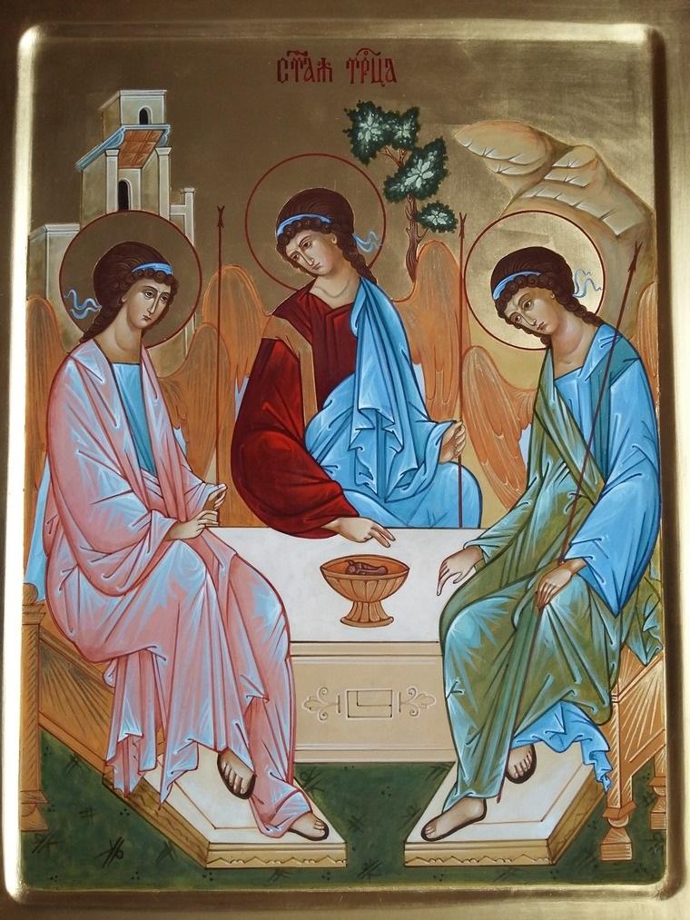 Слово Архипастыря в день Святой Троицы