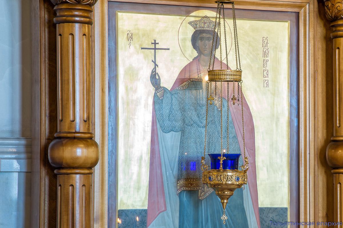 Святость – степень приближённости к Богу
