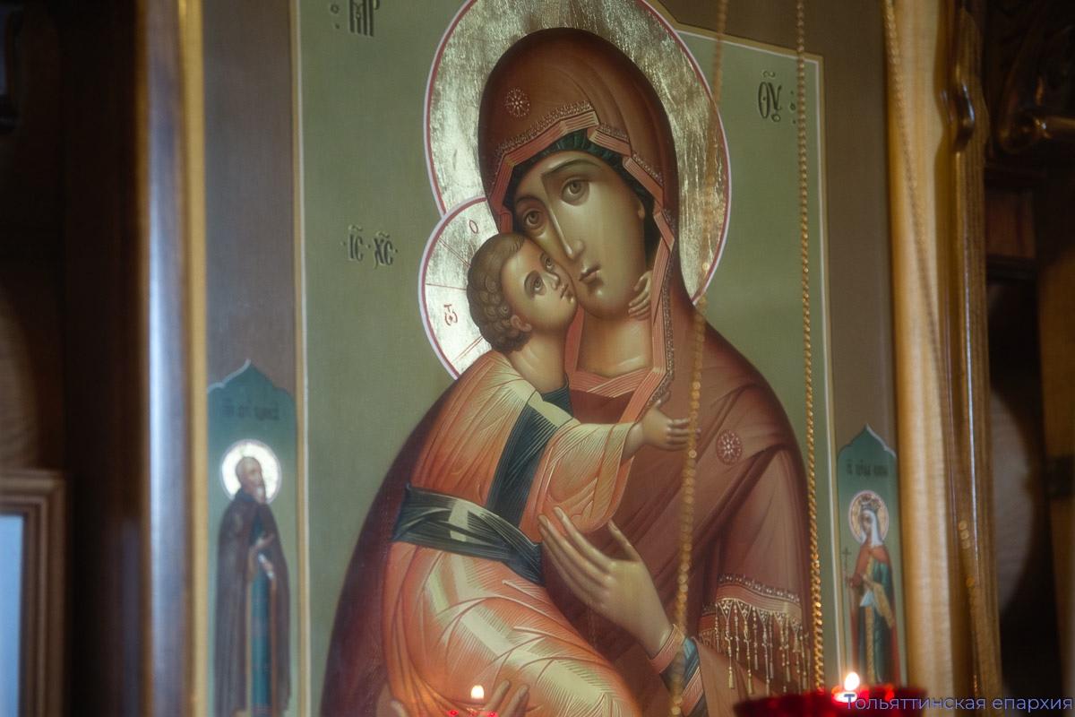 Слово Архипастыря в канун празднования Владимирской Божией Матери