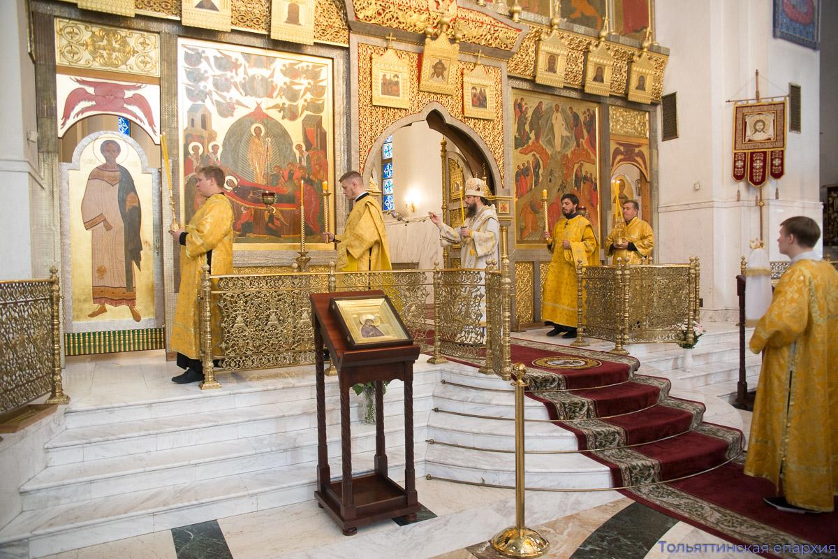 В горний Иерусалим – путём Христовых заповедей