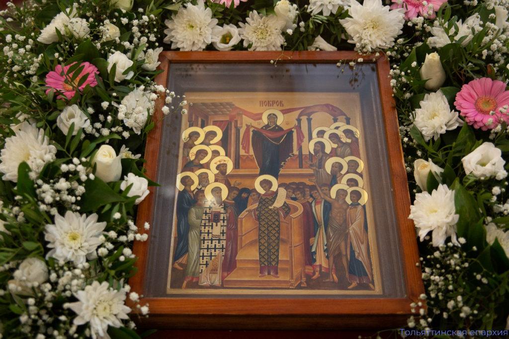 Пресвятая Богородица – усердная Заступница